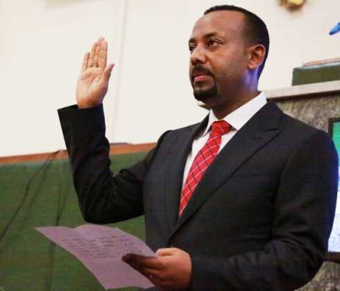 Aabiy Ahmed ethiopian pm