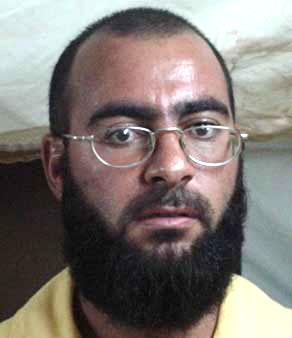 abu bakr al baghdadi 2004 mugshot