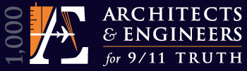 ae for 9 11 truth logo