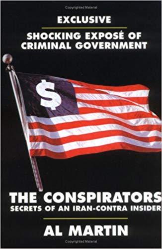 al martin conspirators cover
