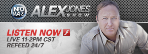 alex jones radio logo