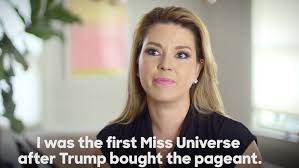 alicia machado clinton ad