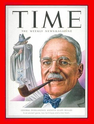 allen dulles time cover