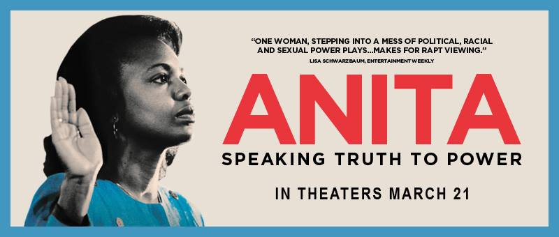 anita hill 2013 documentary poster