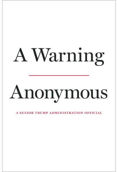 anonymous a warning cover Custom