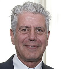 anthony bourdain 2014
