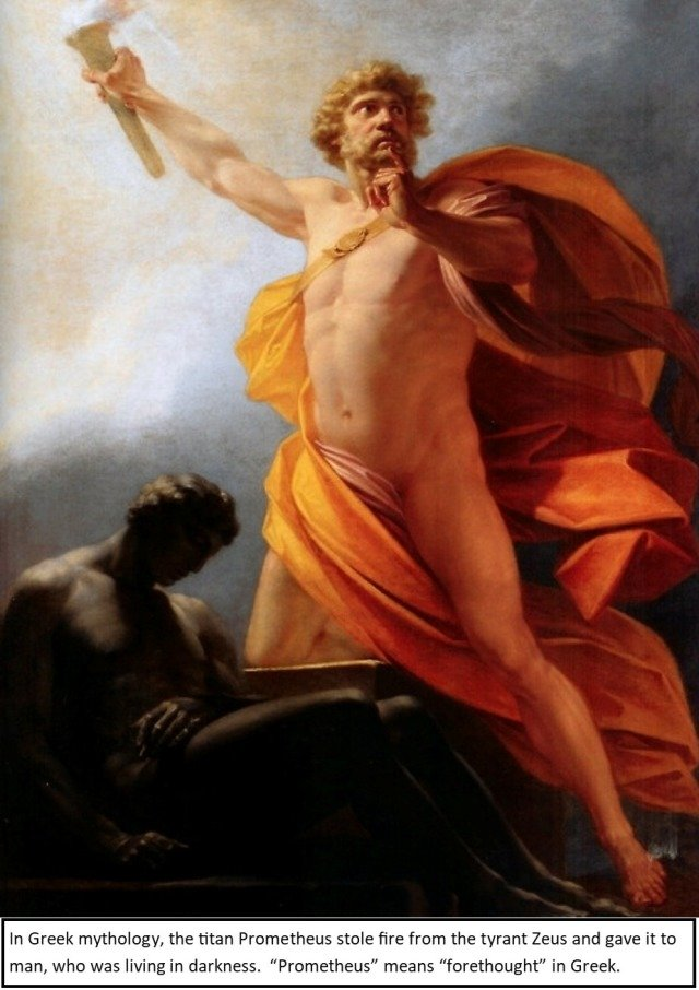 anton chaitkin prometheus stole fire from zeus