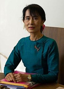 aung san suu kyi 2011 myanmar