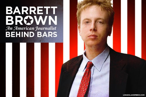 barrett b rown behind bars