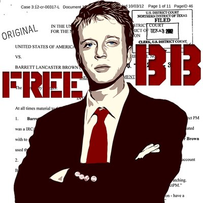 barrett brown anonymous graphic