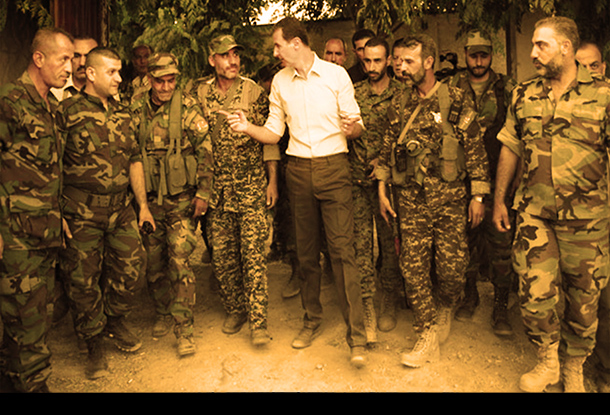 bashar al assad soldiers unsourced