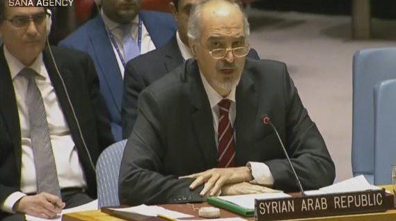 bashar al jaafari syria