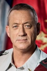 benny grantz cropped flickr as israel defense forces chief of staffjpg Small