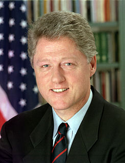bill clinton w
