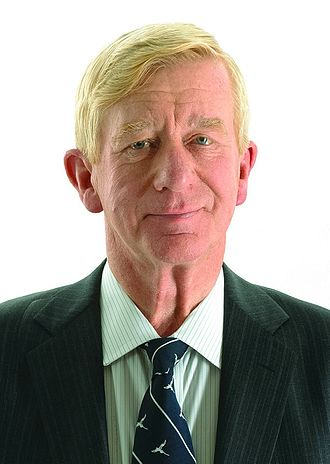 bill weld campaign portrait