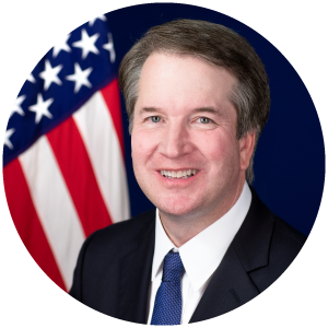 brett kavanaugh white house promo