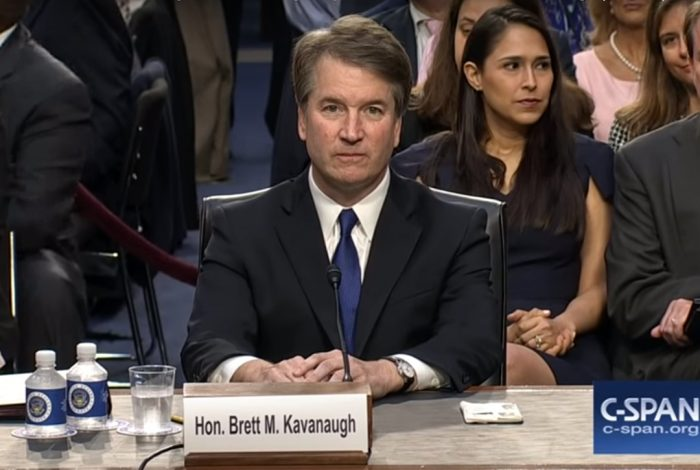 brett kavanaugh zina bash c span sept 2018