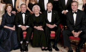 bush family formal