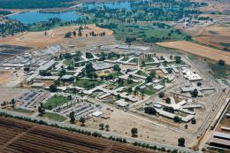 california institution resized for women cal dept corrections rehab aerial