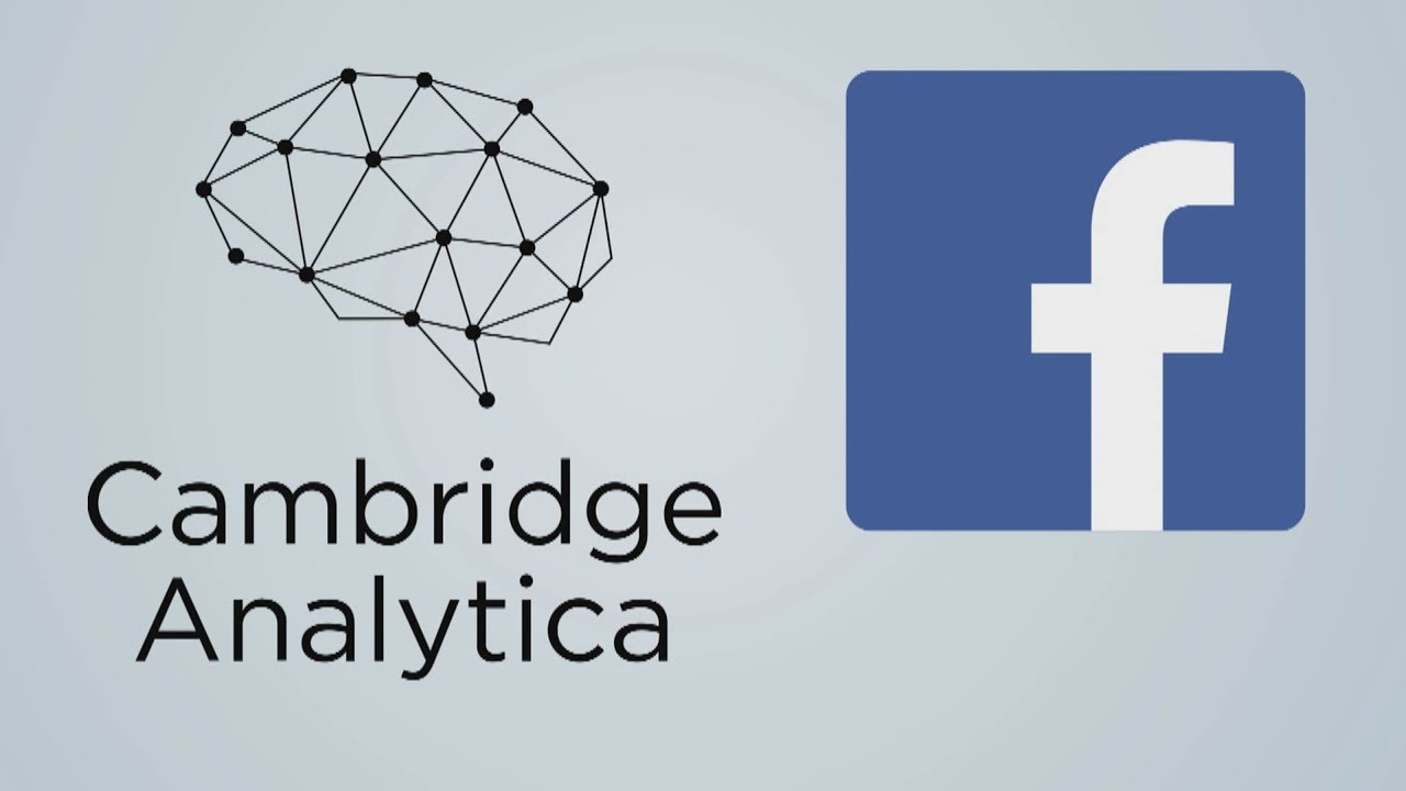 cambridge analytica facebook logos
