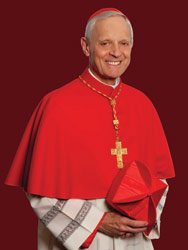 cardinal donald wuerl portrait full