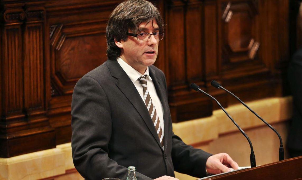 carles puigdemontor catalonia president 40559