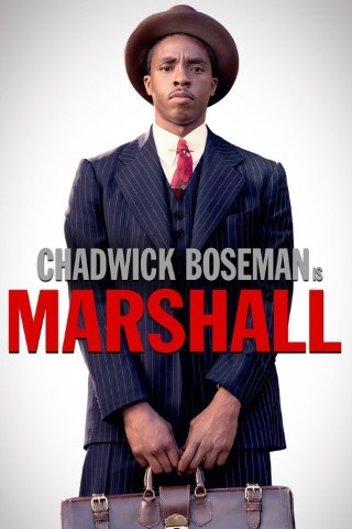 chadwick boseman marshall movie Small