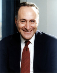 charles schumer new o