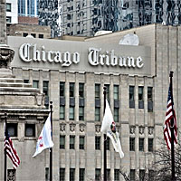 chicago tribune hq