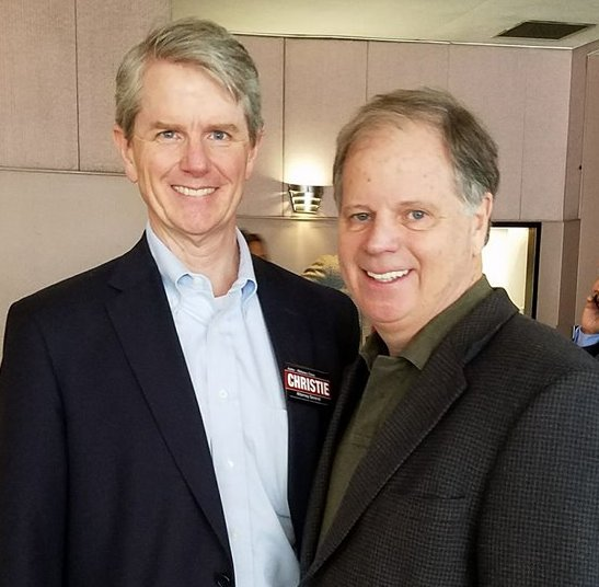 chris christie alabama doug jones feb 2 2018 facebook cropped