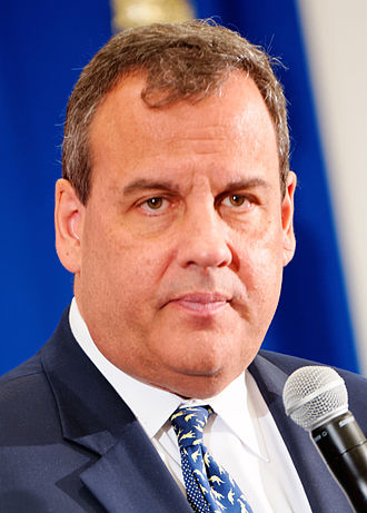 chris christie april 2015