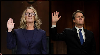 christine blasey ford brett kavanaugh sept 28 2018