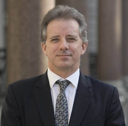 christopher steele ex MI6 spy express cropped