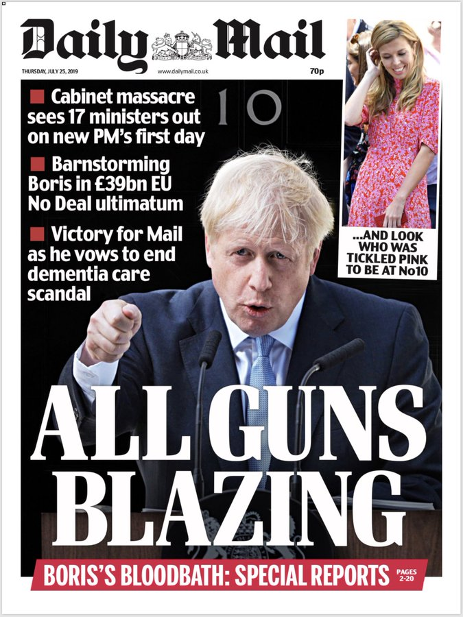 boris johnson guardian cabinet massacre