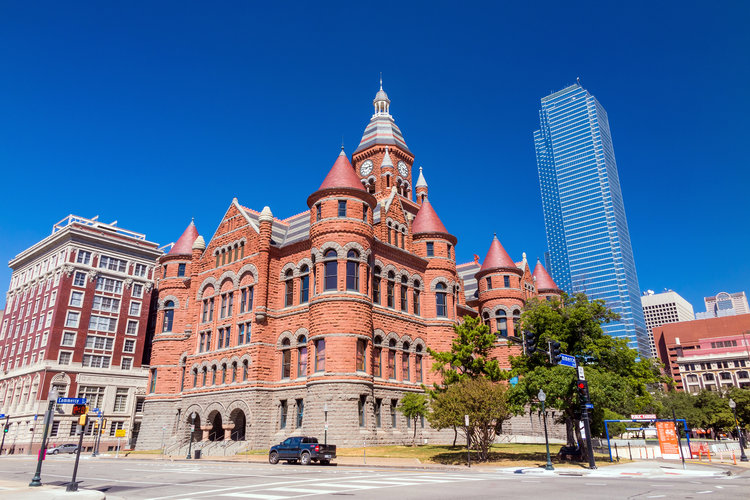 dallas old red museum