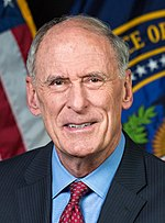 dan coats headshot