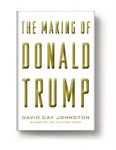 david cay johnson trump book cover