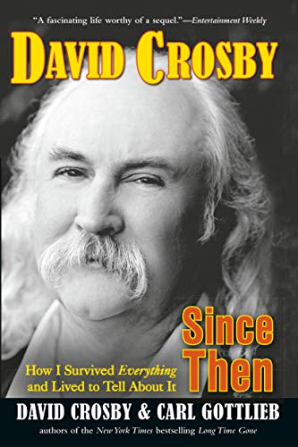 david crosby since then