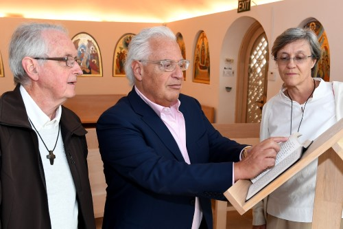 david friedman visit to nazareth us embassy Custom