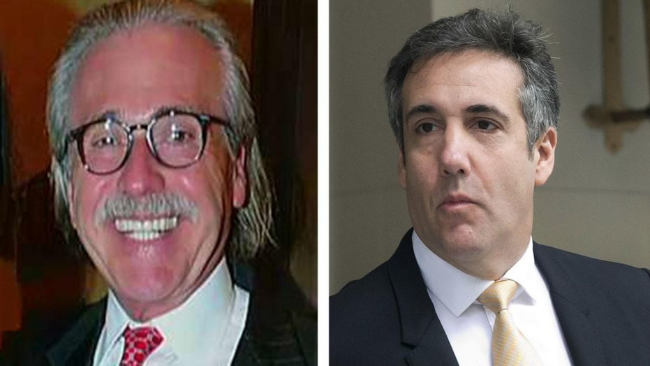 david pecker michael cohen
