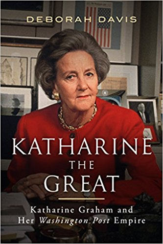 deborah davis new katharine great cover