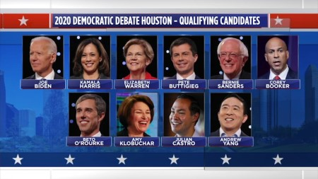 democratic debate houston sept 12 2019 Custom