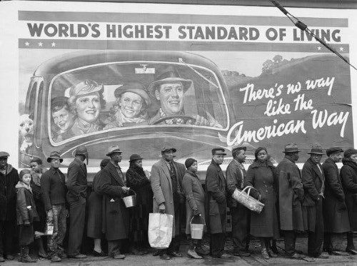 depression margaret bourke white time life getty images Custom
