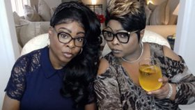 diamond and silk cropped