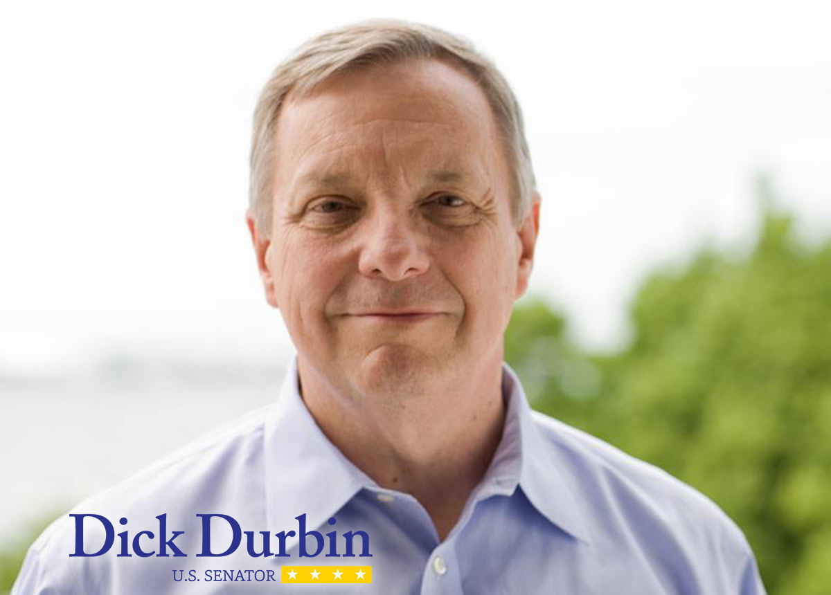 dick durbin facebook headshot