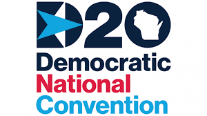 DNC 2020 convention logo