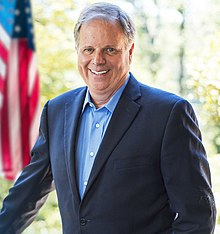 doug jones flag w