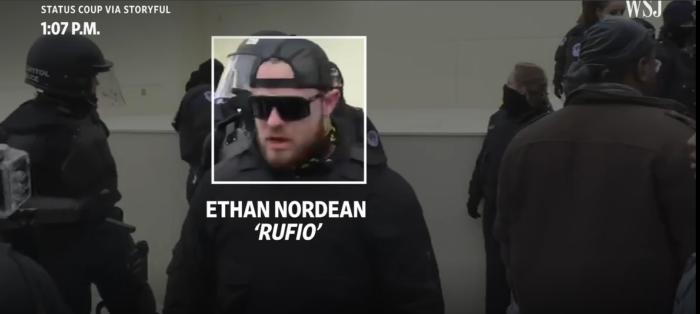 ethan nordean WSJ