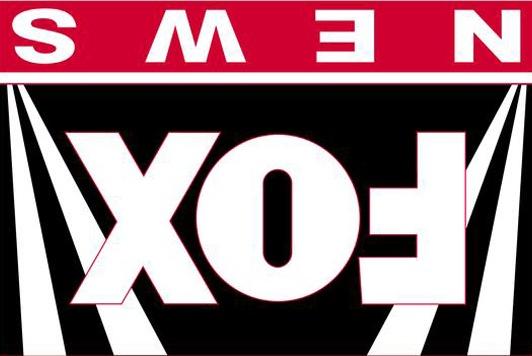 fox upside down news