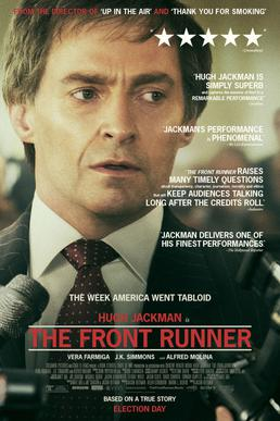 gary hart the front runner jason reitman director